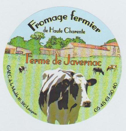 Fromages de vache et produits laitiers - GAEC de la Moulde - Chambre  d'Agriculture Charente